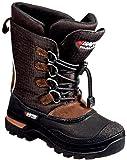 Baffin Canadian Insulated Boot (Little Kid/Big Kid),Black/Chocolate,4 M US Big Kid