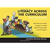 Literacy Across the Curriculum (Pocketbook)by Caroline Bentley-Davies