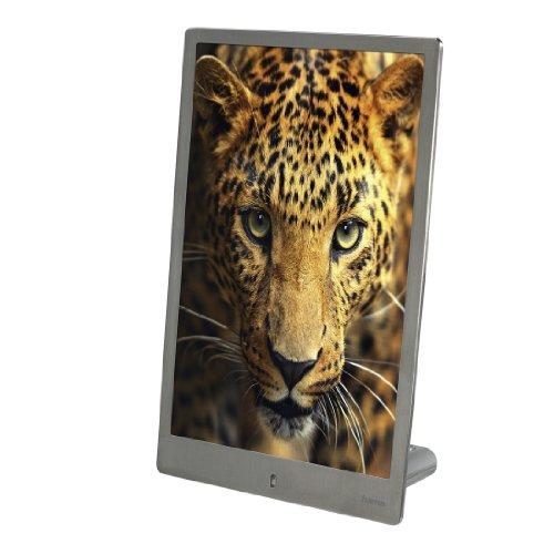 Hama 95240 Steel Digitaler Porträtrahmen