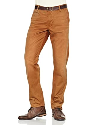 Dockers Pantalón Alpha Slim (Caramelo)