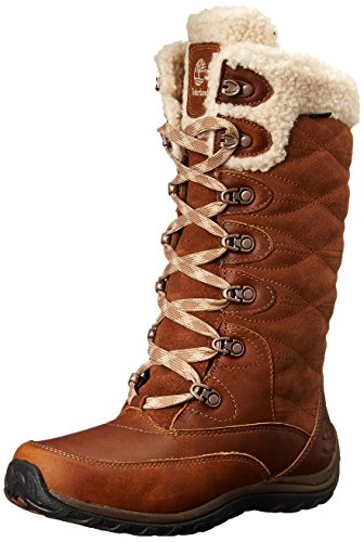 Timberland Women's Willowood WP Insulated Winter Boot, Brown, 7.5 M US (Timberland Insulation compare prices)