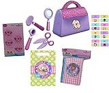 DOC McStuffins Birthday Party Supplies. DOC McStuffins Favors Pack, DOC McStuffins Hair Bands, Activity Books and DOC McStuffins Favors Goddies Bags