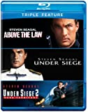 Above the Law & Under Siege & Under Siege 2 [Blu-ray]