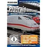 "Train Simulator - ProTrain Regional: S�ddeutschland (Add-On)von ""NBG EDV Handels &..."""