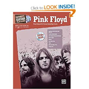 Ultimate Guitar Play-Along Pink Floyd Book/2CDs Pink Floyd