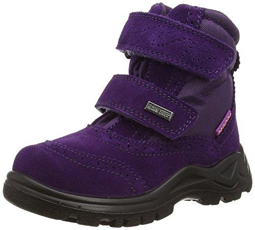 Naturino NATURINO VILLA, Stivaletti da neve a gamba corta, imbottitura pesante Ragazza, Viola (Violett (Violet   9103)), 21