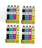 16 Compatible Ink Cartridges for
