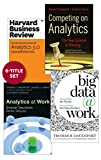img - for Analytics and Big Data: The Davenport Collection (6 items) book / textbook / text book