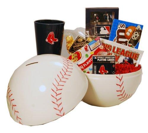 Boston Red Sox Kids Gift Basket