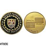 U.S. Soccer Flip Coin