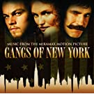 Gangs Of New York (Soundtrack)