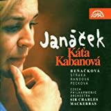 Jan�cek: K�ta Kabanov�by Sir Charles Mackerras
