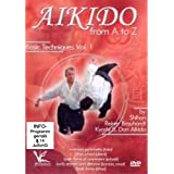 Shihan Reiner Brauhardt Kyoshi -Aikido From A To Z Basic Techniques Vol1 [DVD]