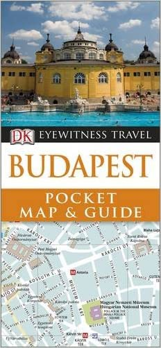 DK Eyewitness Pocket Map and Guide: Budapest written by Collectif