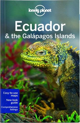 Lonely Planet Ecuador & the Galapagos Islands (Travel Guide) - Malaysia Online Bookstore