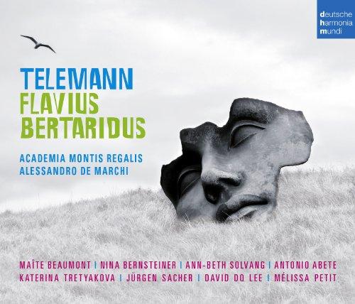 Flavius Bertaridus - Telemann - CD