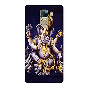 Special Dancing Ganesha Back Case Cover for Huawei Honor 7