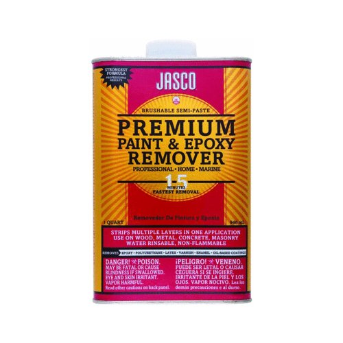 1 Quart Premium Paint & Epoxy Remover QJBP00202