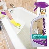 Rejuvenate RJ24SSR Scrub Free Soap Scum Remover, 24-Ounce