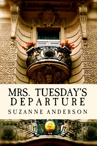 Two Brand New Kindle Freebies! Suzanne Anderson's MRS. TUESDAY'S DEPARTURE and Pandora Poikilos' DORA ESSENTIALS – EXAMINING ANXIETY (WHAT'S NORMAL AND WHAT'S NOT?)