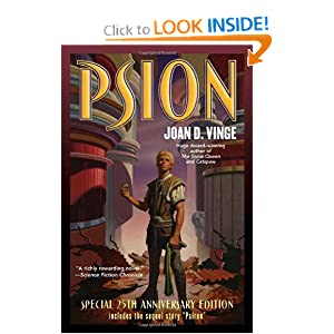 Psion (Cat) by Joan D. Vinge