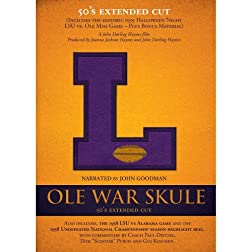 Ole War Skule: Stories of LSU Football - DVD 1950's Director's Cut