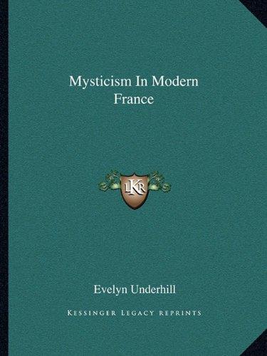 Mysticism in Modern France