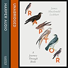 Raptor: A Journey Through Birds Audiobook by James Macdonald Lockhart Narrated by Dugald-Bruce Lockhart