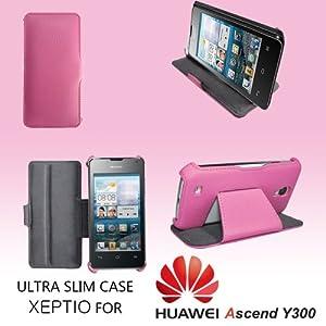 Huawei Ascend Y300 Flip Case Ultra Slim Case for Huawei
