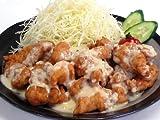 【いい肉屋】九州名物・チキン南蛮セット☆若鶏とり天用むね肉[4袋]+南蛮たれ&タルタルソース[各1本]【送料無料】