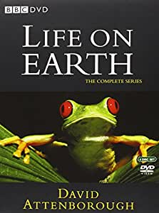 David Attenborough Collection, Vol. 2 (Life on Earth / The Living Planet / The Private Life of Plants) [DVD]