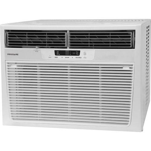 Sale!! Frigidaire FRA18EMU2 18,500 BTU Window-Mounted Median Air Conditioner with 16,000 BTU Supplem...
