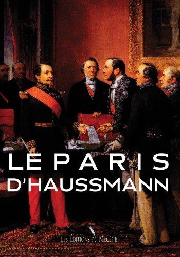 Le Paris d'Haussmann (French Edition)