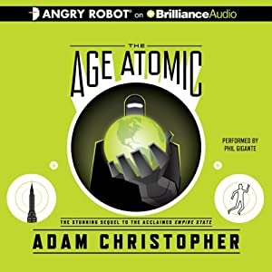 The Age Atomic Audiobook