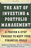 img - for The Art of Investing and Strategic Portfolio Management : A Proven 6-Step Process to Meet Your Financial Goals by Ronald Cordes (2004-05-21) book / textbook / text book