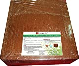 Cocogarden Cocopeat Block - Expands To 24 Kg Coco Peat Powder