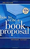 How to Write a Book Proposal (How to Write a Book Proposal)