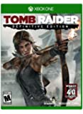 Tomb Raider The Definitive Edition - Xbox One