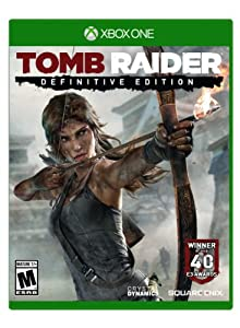 Tomb Raider The Definitive Edition (w/ Art Book) - Xbox One
