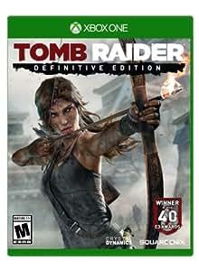 Tomb Raider The Definitive Edition (w/ Art Book) - Xbox One