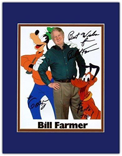 bill farmer pluto - photo #13