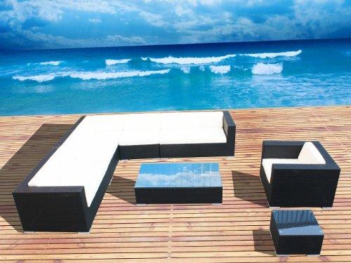 poly rattan gartenm bel prime tech modell monaco. Black Bedroom Furniture Sets. Home Design Ideas