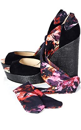 Print Coordinating Wedge