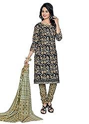 RK Fashion Multi-Coloured Colour Cotton Unstitched Dress Material (CHANDANI1041-Multi-Coloured-Free Size)