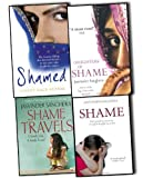Jasvinder SANGHERA Jasvnider Sanghera Shame Travels A Family Lost, A Family Found 4 Books Collection (Shamed, Shame, Daughter of Shame, Shame Travel)