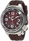 Swiss Legend Women's 11844-BRWSA Neptune Brown Mother-Of-Pearl Dial Watch