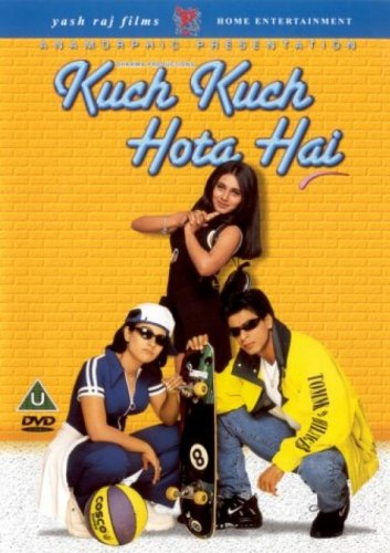 Kuch Kuch Hota Hai (Bollywood Movie / Indian Cinema / Hindi Film)