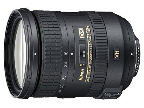 Nikon ����Ψ�������� AF-S DX NIKKOR 18-200mm f/3.5-5.6G ED VR II �˥���DX�ե����ޥå�����