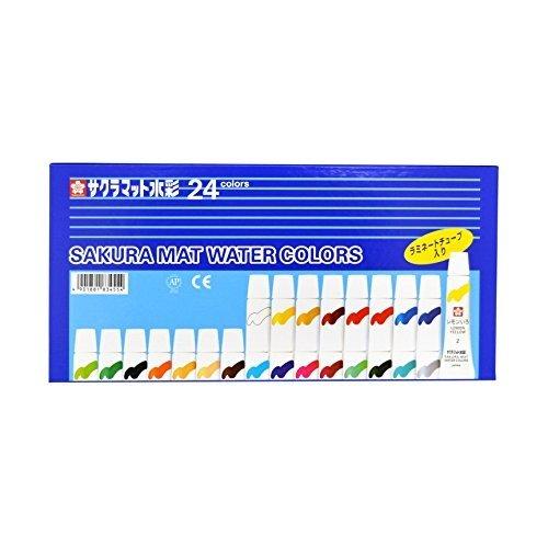 sakura-tapis-de-sol-couleur-de-peinture-pour-aquarelle-24-couleurs-emw24-laminage