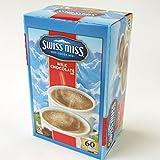 SwissMiss スイスミス ミルクチョコレートココア 28g×60袋×2箱 ConAgraFoods Hot Cocoa Mix インスタントココア